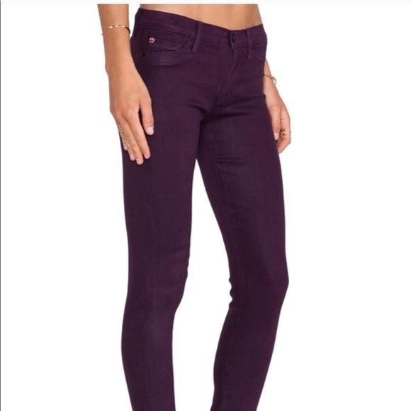 Hudson Jeans Denim - Hudson Ankle Krista Super Skinny